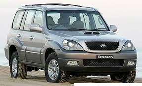 Hyundai Terracan 2002-2005 Workshop Service Repair Manual
