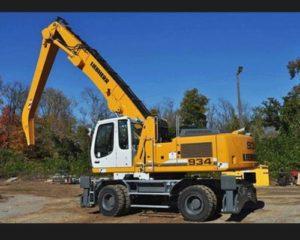 Liebherr A934c A944c-hd A954c-hd Litronic Hydraulic Excavator Service Manual