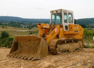 Liebherr LR 611 621 631 641 Crawler Loader Workshop Service Manual