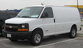 Chevrolet Express Savana 2014 Workshop Service Repair Manual