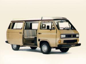Volkswagen 3 T3 1980-1991 Vanagon Diesel Workshop Service Manual