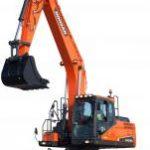 Daewoo Doosan Dx210w Wheeled Excavator Service Parts Manual