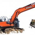 Doosan Crawler Excavator Type Dx300lc Workshop Service Manual
