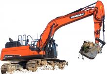 Doosan Crawler Excavator Type Dx300lc Workshop Service Manual
