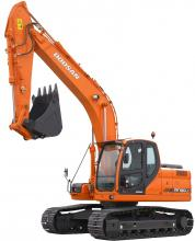 Doosan DX180LC Crawler Excavator Service Workshop Manual