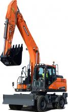 Doosan DX190W Crawler Excavator Workshop Service Repair Manual
