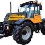 JCB Fastrac 125, 135, 145, 150, 155, 185 Tractors Service Repair Manual