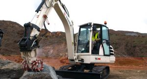 Terex Tc 48 Excavator Workshop Repair Service Manual