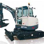 Terex tc 50 excavator specs Excavator Workshop Repair Service Manual