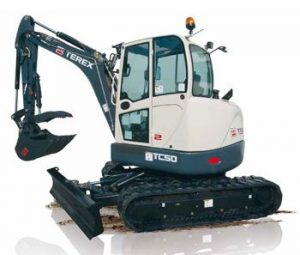 Terex tc 50 excavator specs Excavator Workshop Repair Service Manual