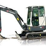 Terex tc37 excavator specs Workshop Repair Service Manual
