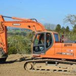 Daewoo Doosan Dx180lc Crawler Excavator Service Catalogue Manual