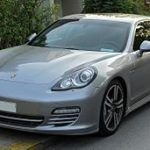 Porshe Panamera 2010-2012 Service Parts Catalogue Manual