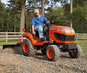 KUBOTA BX2660 TRACTOR WORKSHOP REPAIR SERVICE PDF MANUAL