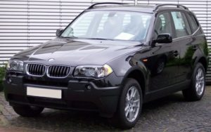 BMW X3 2005 Workshop Service Repair Manual