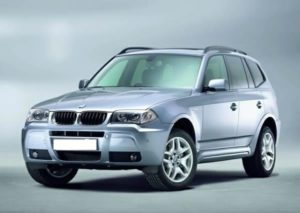Bmw X3 2004 Workshop Service Repair Manual